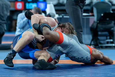 Day 3 Men's Consolations and 3 5 7 Finals