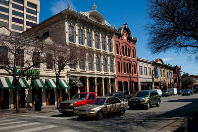 6th St. Historic District -  Austin,Tx