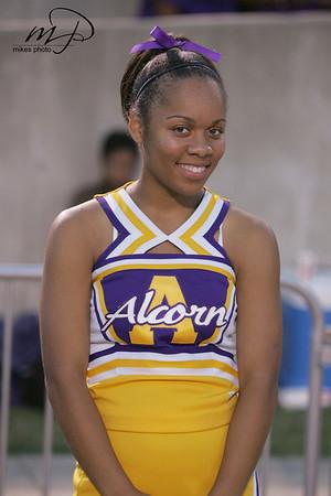 2010 Alcorn State Cheerleaders