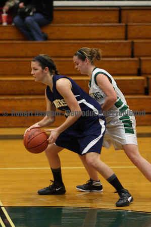NR Girls Basketball vs Elyria Catholic 12/17
