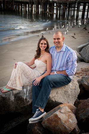 Leann & Josh Engagement Photography