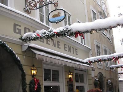 Christmas 2009- Germany/Salzburg