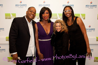 Natalie Cole at the Show 12/28/12