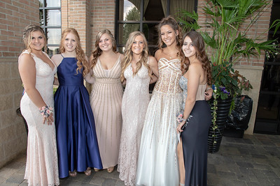 Lake Orion HS 2018 prom