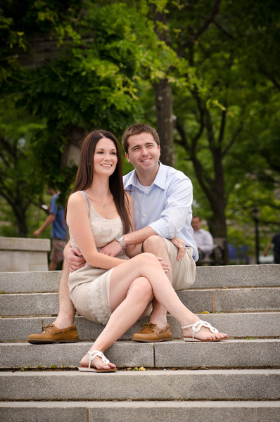 Katherine and Greg's Engagements