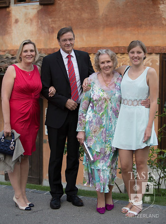 The 2015 Senior Banquet