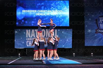 41. Redeemer Christian School Ocala FL Novice Varsity
