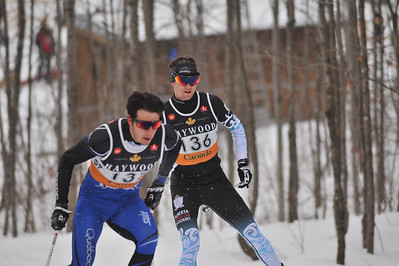 Eastern Cdn XC Ski Champsionships 2016, Sat. Feb 6