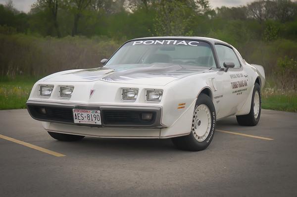 1980 Trans Am Pace Car