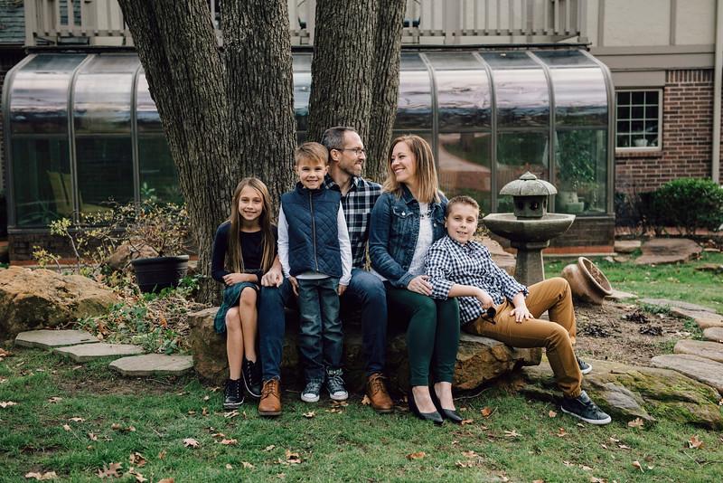 Scott Family 2020