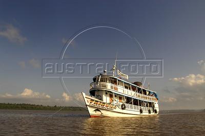 Amazon Justice Boat
