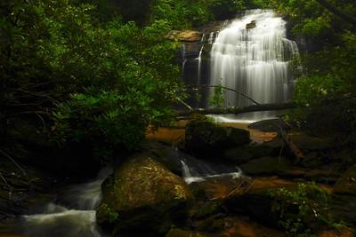 Pristine Falls