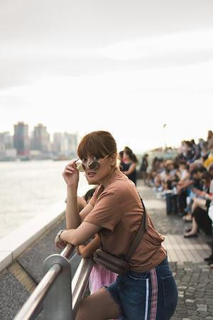 Hong Kong with Chika Jessica