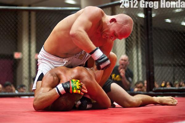 Bear Baily vs Markus Kindblad