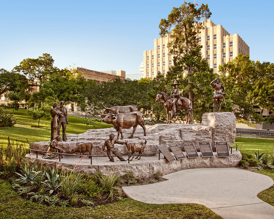 Tejano Monument