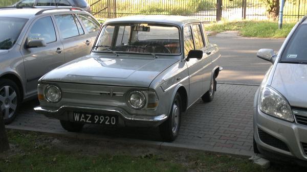 Renault silnik z tyłu