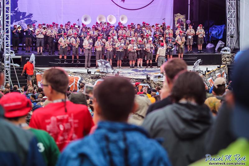 Jamboree Band Spices Up Summit Stadium
