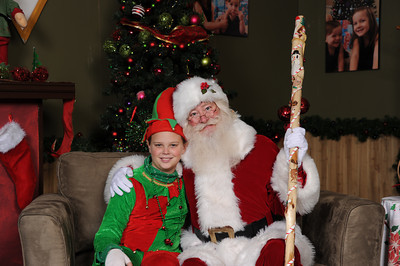 Santa Photos - Sunday Afternoon 4pm to 6pm