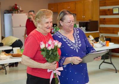Granny Bartley's 93rd Birthday Party 2011