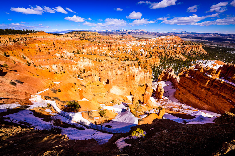 Bryce Canyon in the Spring