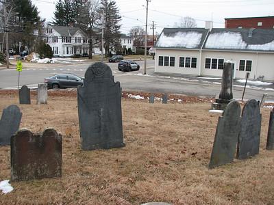 Jeduthan Baldwin Grave