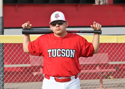 2021 Tucson High Baseball Team Photos