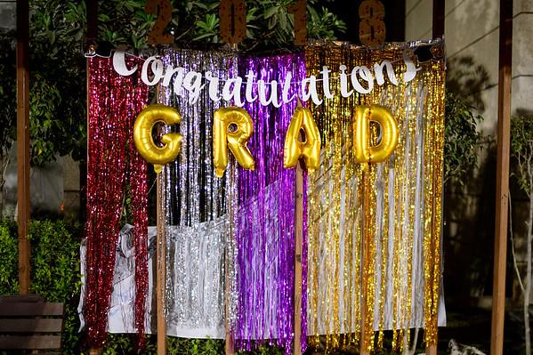 Anokhi's Graduation Party