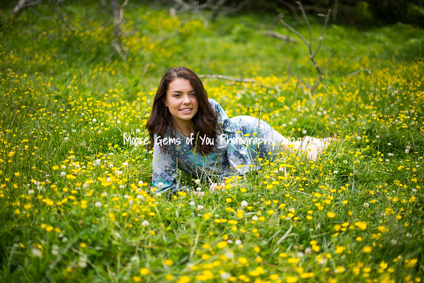 2019 Grace Spencer Senior photos