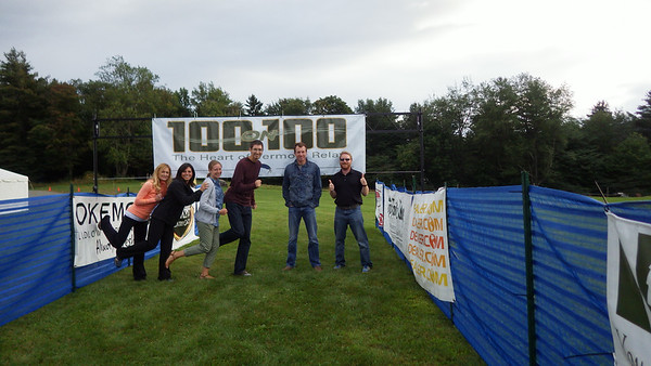 100 on 100 Relay