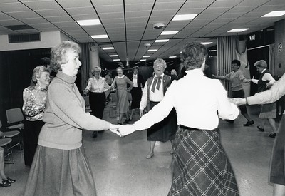 St. Patrick's Day, Sisters of Mercy Dance, 1988