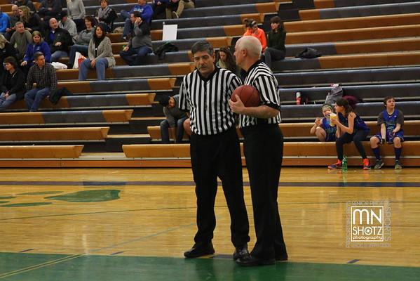 Girls Varsity Basketball vs Eastview