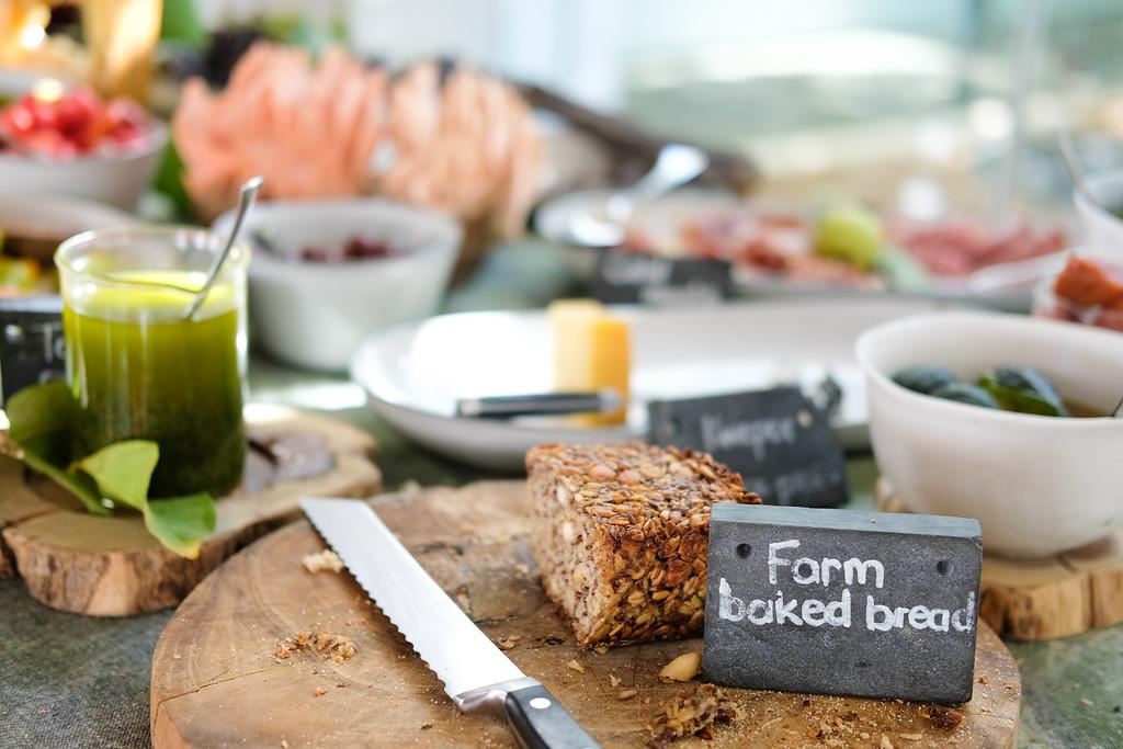 Fresh Farm Bread