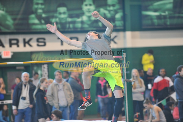 Boys' High Jump, Gallery 1 - 2015 MITS State Meet