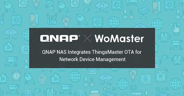 QNAP x WoMaster