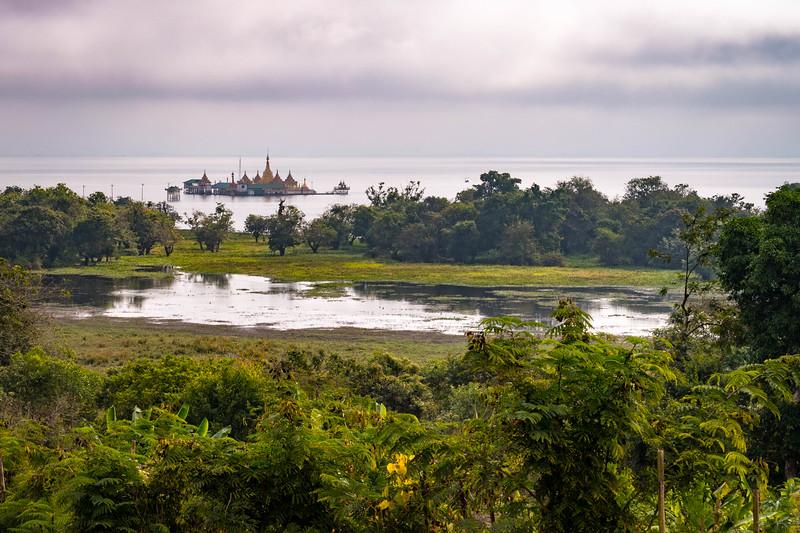Shwe Myitzu Pagoda
