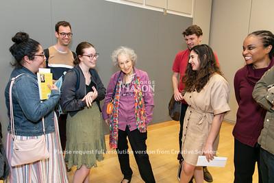 Margaret Atwood conversation