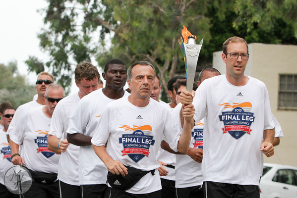 Special Olympics World Games Torch Run