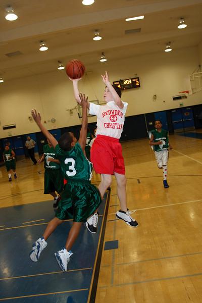 Basketball - RCS Elementary HARD Playoffs - March 7, 2009