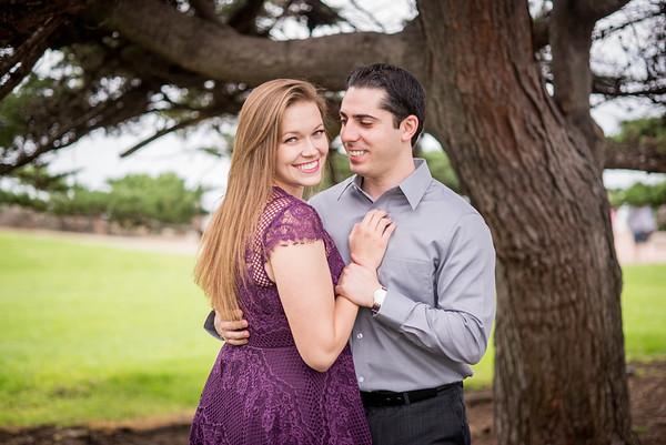 Hayley + Sean | Del Mar Engagement | San Diego Wedding Photographer