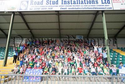 Participants in the 2016 Ballyholland Summer Scheme. R1632010