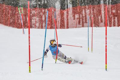 Snow King - SL - Race 1 Run 2