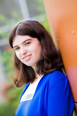 Hannah Kall Bat Mitzvah