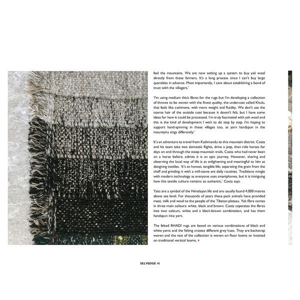 Selvedge Magazine #98