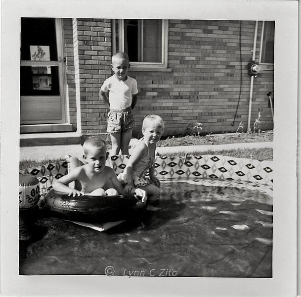 DANA, CRAIG & LYNN JUNE 1961