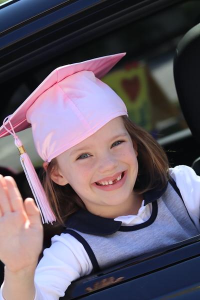 Kindergarten Graduation Parade - Mount Pleasant