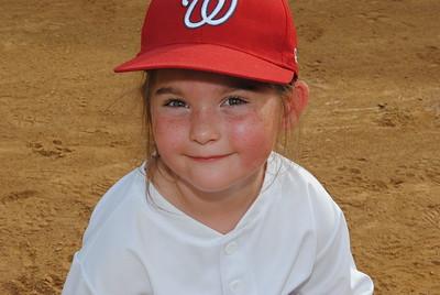 Scottsville Baseball White