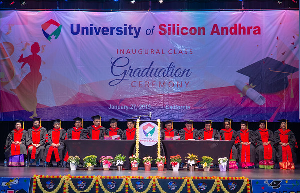 Inaugural Class Graduation