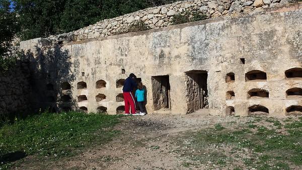 Xemxija Heritage Trail - Family walk