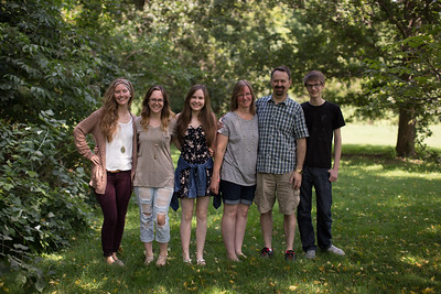 Anderson Family - August 2015