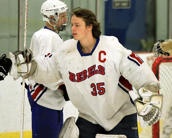 02-06 Moose Lake Area Boys Hockey vs. North Shore